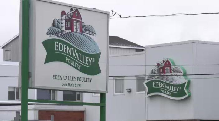 Eden valley Poultry Plant