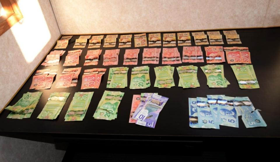 Sault cash