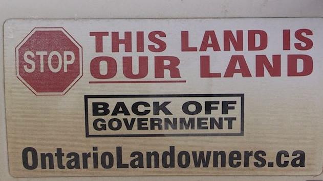 Saugeen Regional Landowner's Association