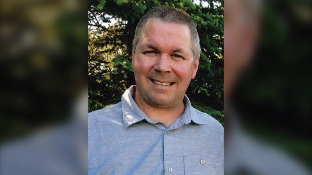 Gordon Breau, 48, died in a tragic car crash