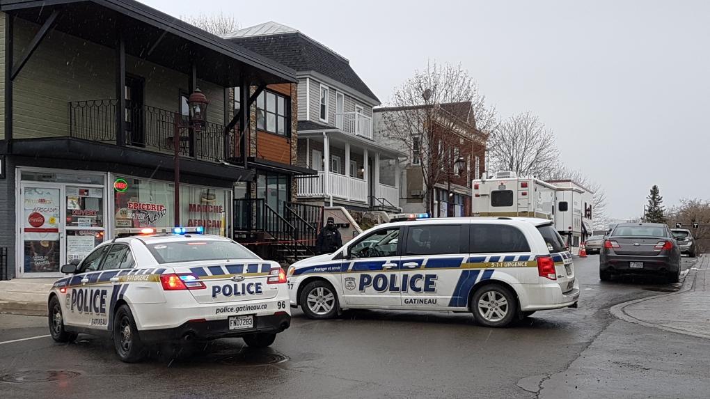 Gatineau homicide rue Eddy