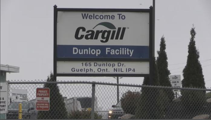 cargill sign
