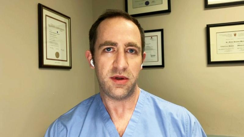 Dr. Michael Warner