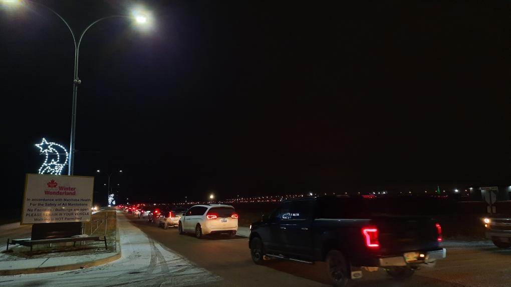 Winter Wonderland 2020 (Source: CTV News/Dan Timmerman)