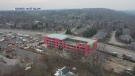 Teeple Terrace drone footage