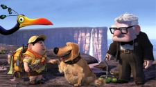 A scene from Walt Disney Pictures and Pixar Animation Studios' 'Up'
