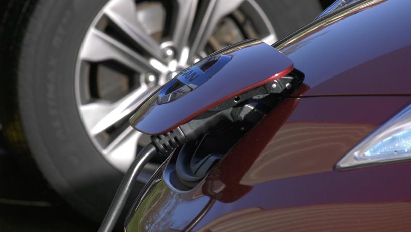 electric vehicl EV charging station
