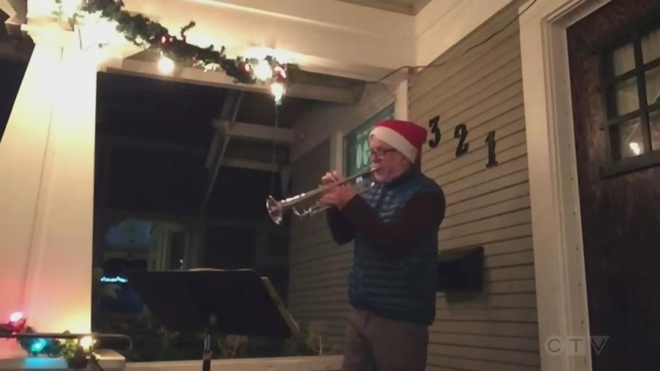 Sawatsky Sign-Off- Trumpet Song
