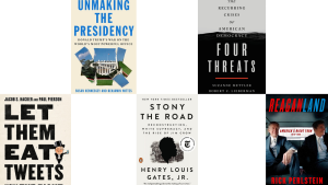 Graham Dodds' top political books of 2020.