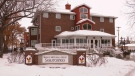 RMHCS is looking to expand its facility on the corner of Clarence Avenue and University Drive in Saskatoon. (Chad Hills/CTV Saskatoon)