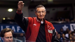 Walter Gretzky (The Canadian Press)