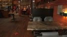 Pagliacci's on Broad Street in downtown Victoria is pictured: Dec. 15, 2020 (CTV News)