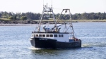 Missing fishing vessel