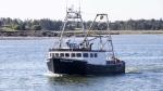 Missing fishing vessel