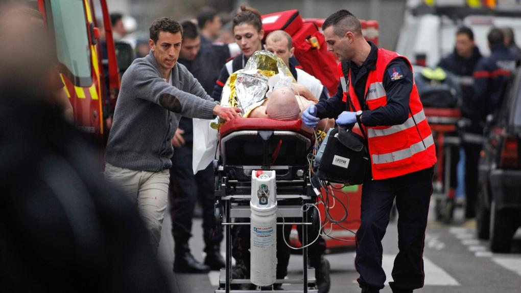Fourteen guilty in 2015 Paris terror attacks trial — Charlie Hebdo