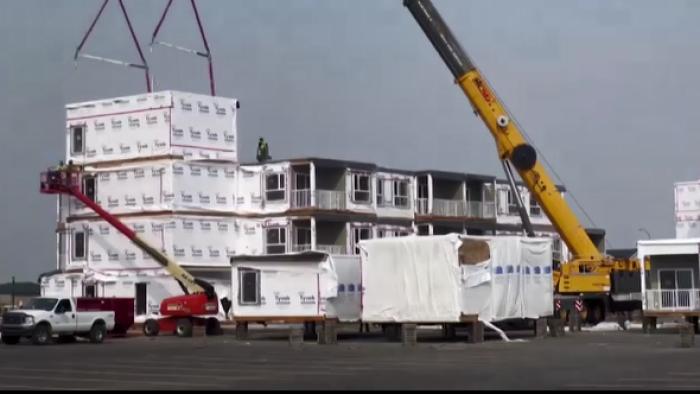 Modular Home Building
