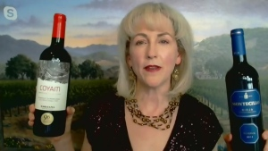 Vino expert talks virtual wine tasting