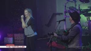 The Tarvelles perform Jackson
