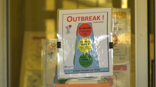 3 B.C. care homes have COVID-19 outbreaks of more than 100 cases