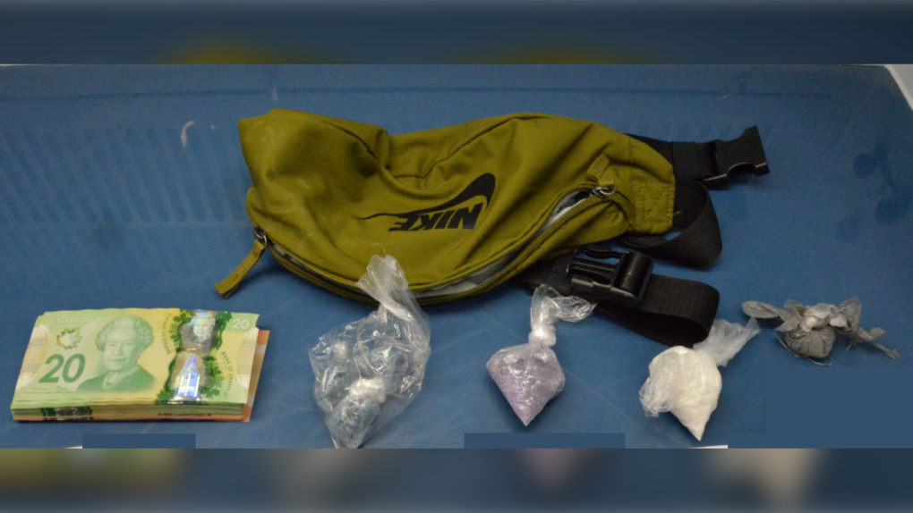 Timmins police seized nearly $80K in illegal drugs