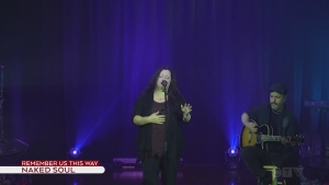Naked Soul performs Remember Us This Way