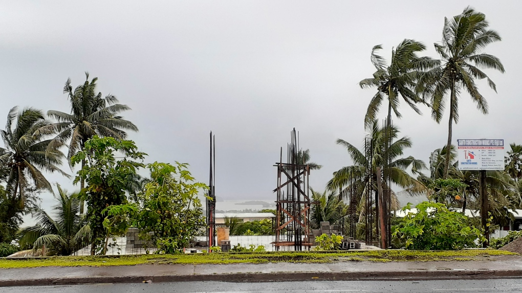 Fiji declares state of natural disaster as powerful cyclone Yasa approaches