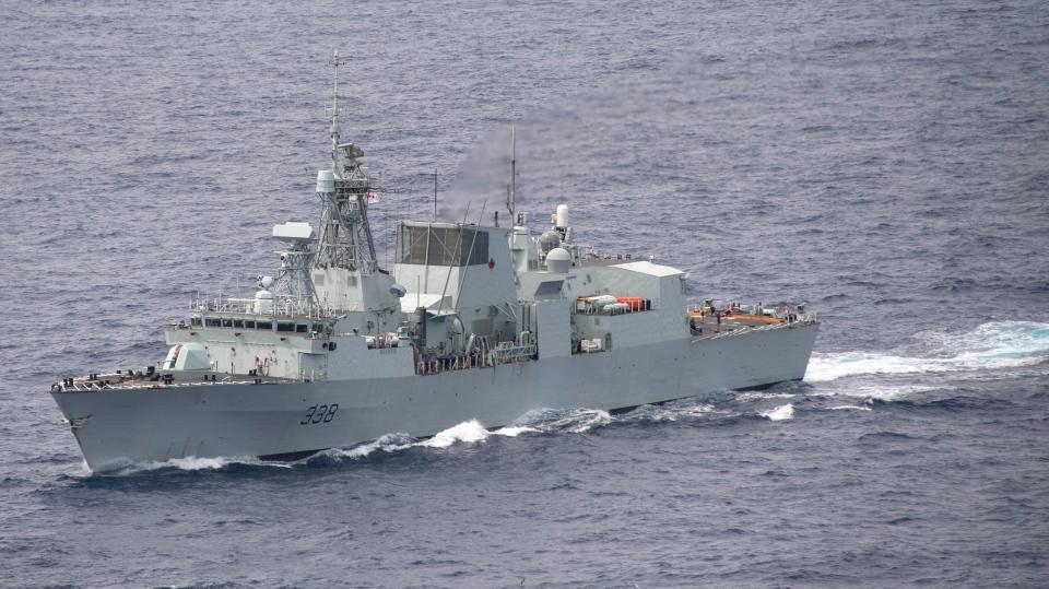 HMCS Winnipeg