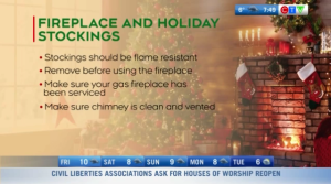 Holiday safety at home