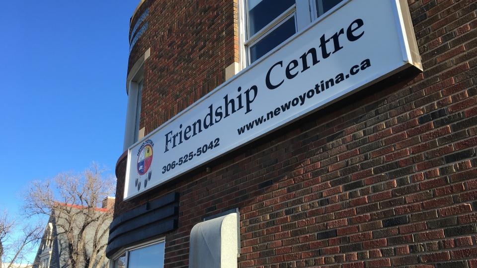 Nēwo Yōtina Friendship Centre