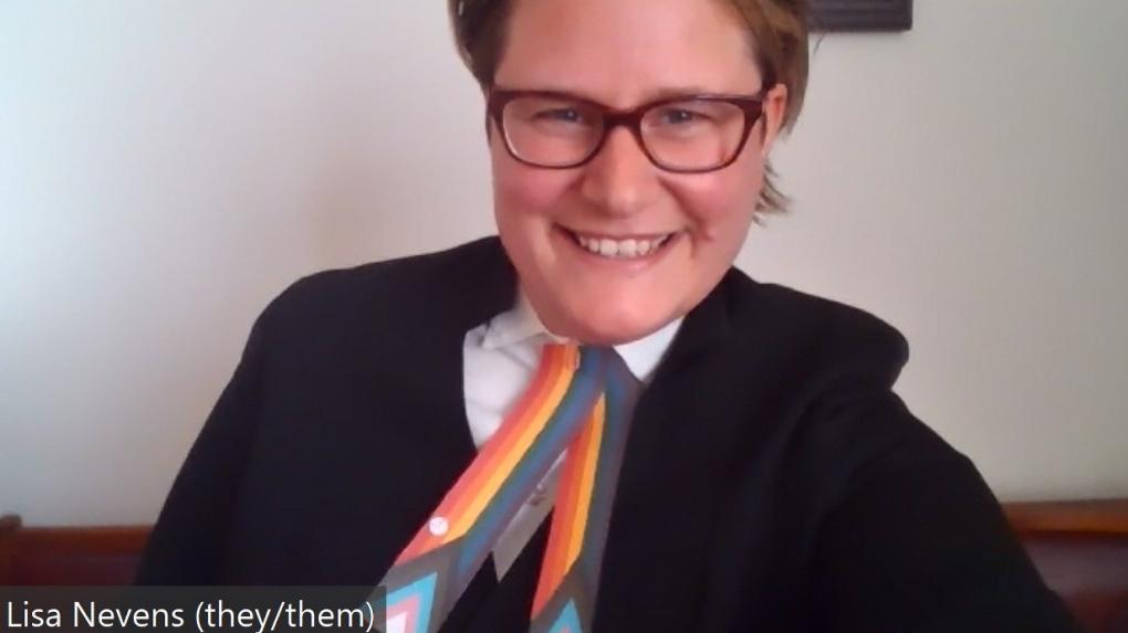 Vancouver Lawyer Lisa Nevens
