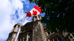 The Canada Revenue Agency (CRA) headquarters Connaught Building is pictured in Ottawa on Monday, Aug. 17, 2020. THE CANADIAN PRESS/Sean Kilpatrick