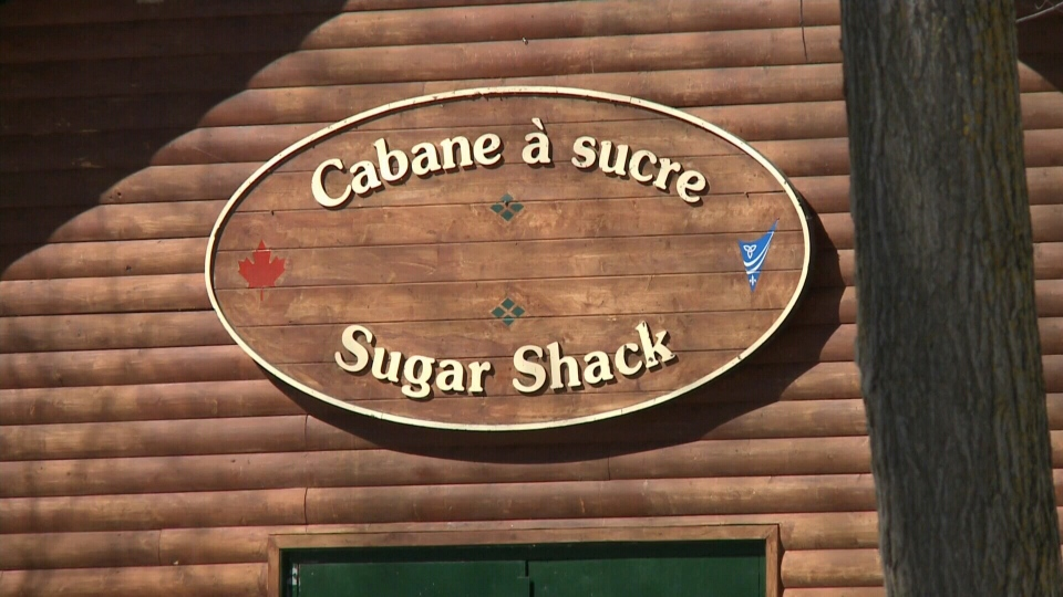 Sugar shacks are struggling in Quebec