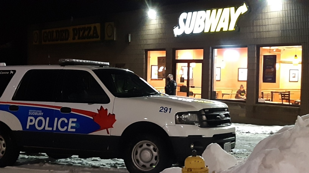 Sudbury Robbery