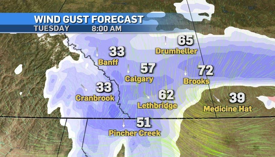 Calgary weather Dec. 21, 2020