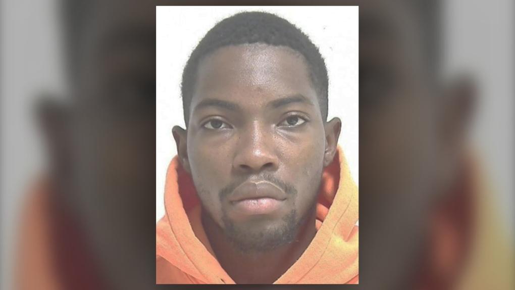 Michael Elendu, stabbing, second-degree, warrant