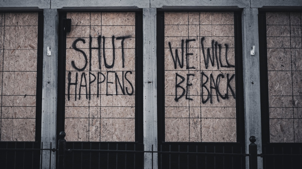 Shut Happens. We will be back!