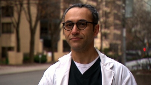 CTV News' Infectious Disease Specialist Dr. Abdu Sharkawy