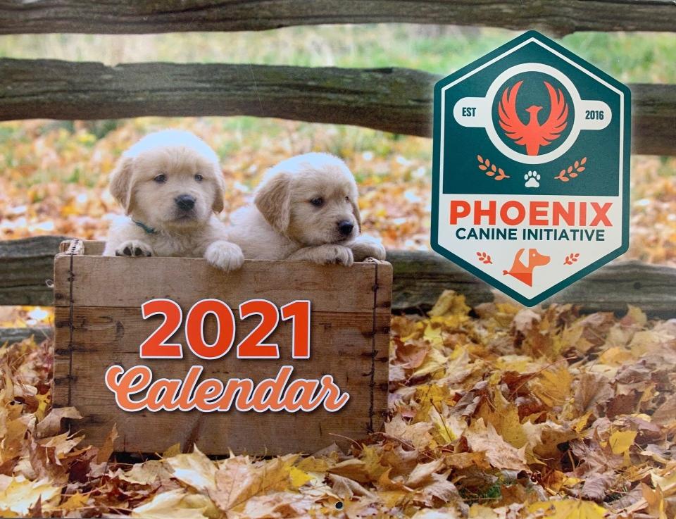 Phoenix Canine Initiative Calendar