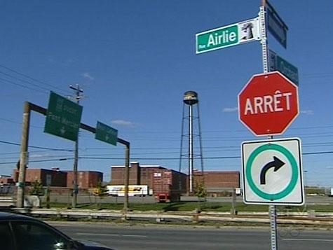 Airlie Street in LaSalle.