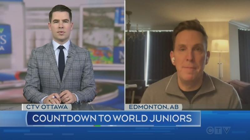 Countdown to the World Juniors