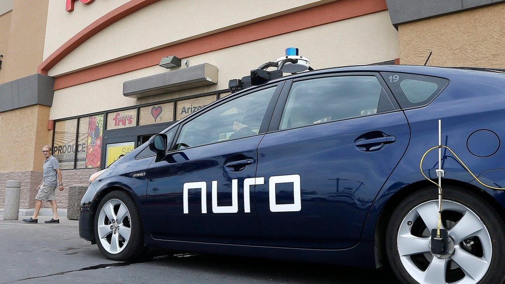 Nuro Gets California's First Agreement to Charge Money for Autonomous Driving Services