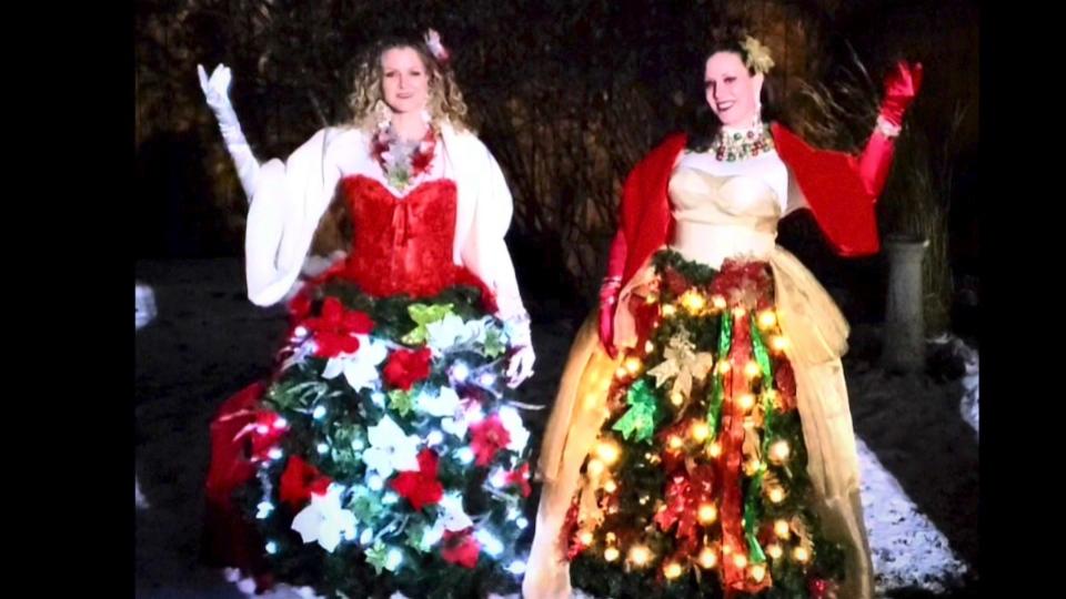 Divas Opera dresses