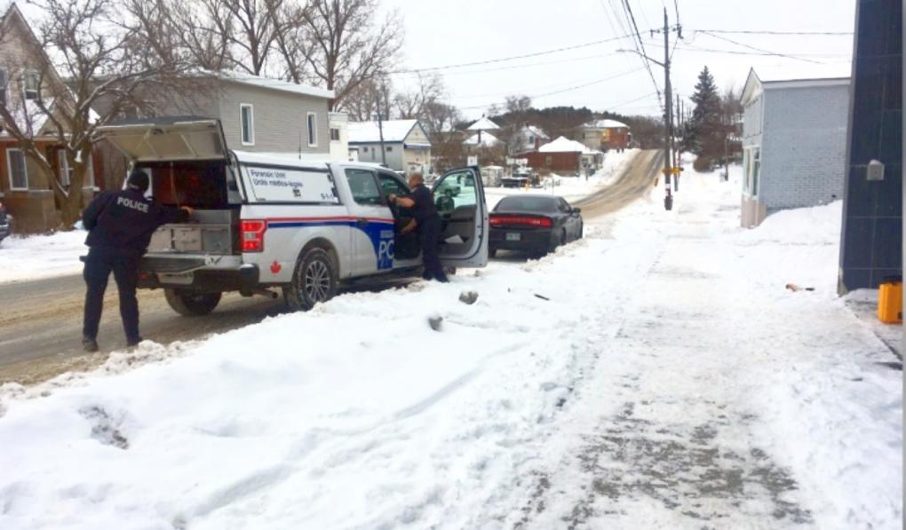 Sudbury homicde