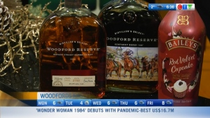 With 2021 just days away, Krissy Vann learned about some of the holiday spirits offered at BC Liquor Stores.