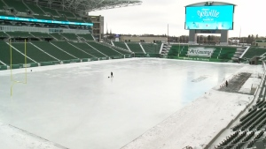 Mosaic Stadium to become 'Iceville'