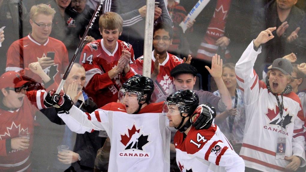 Canada World Juniors 2012