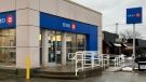 The BMO branch on Wharncliffe Road in London, Ont. is seen Wednesday, Dec. 30, 2020. (Jim Knight / CTV News)