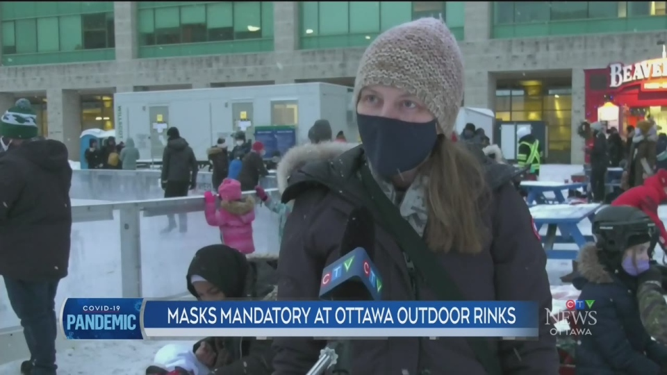 New mask rules on rinks