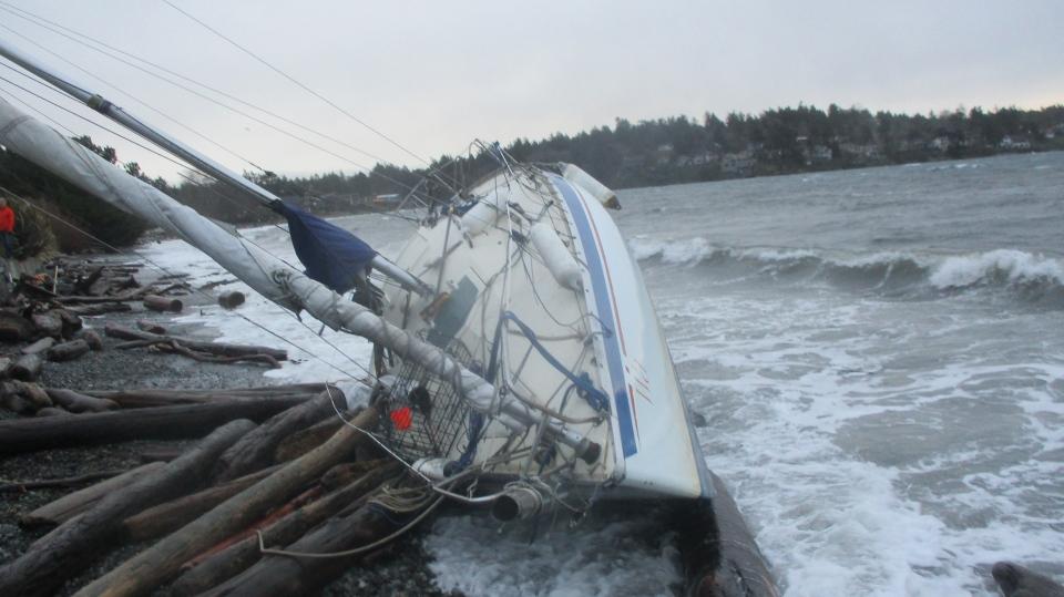cadboro bay boat