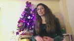 We didn't get to this one before Christmas, but wanted to share it anyway. Sudbury's Jenna Seiler sings 'Christmas Time' by Bryan Adams.